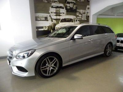 usado Mercedes E300 Station Bluetec Hybrid