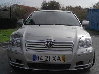 usado Toyota Avensis Avensis-