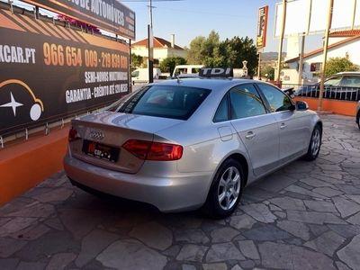 usado Audi A4 2.0 TDI 136cv Nacional