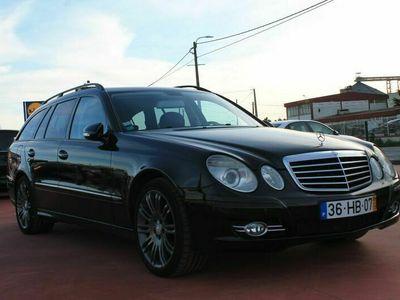 usado Mercedes E220 CDi Executive II Aut.