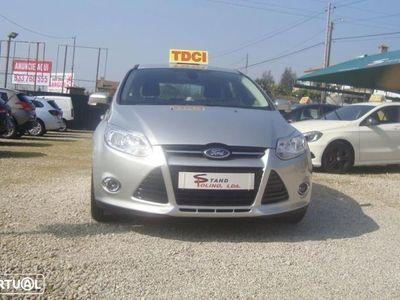 usado Ford Focus 1.6 TDCi Titanium