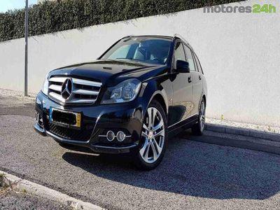 usado Mercedes C250 ClasseCDi Avantgarde BE