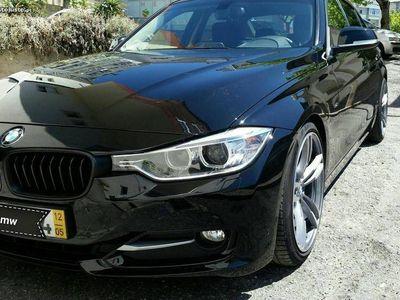 usado BMW 320 D line sport -