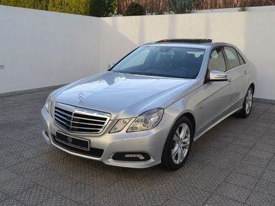 usado Mercedes E220 CDi Avantgarde BlueEfficiency Auto