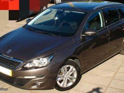 usado Peugeot 308 3081.6 Hdi BlueHdi Allure