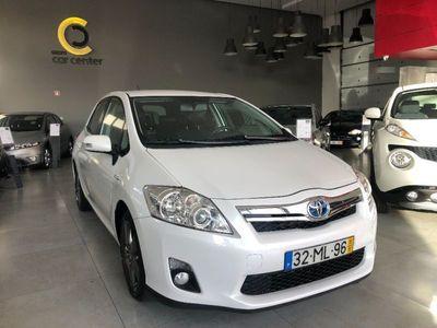 usado Toyota Auris 1.8 HSD JLL17