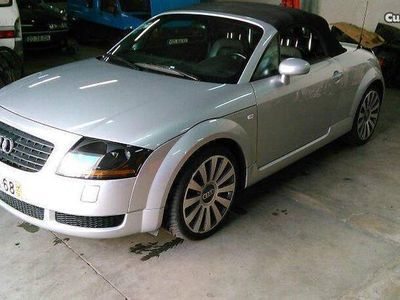 usado Audi TT quattro 225cv 2002 11500e - 02