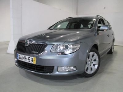 usado Skoda Superb 1.6 TDi Ambition Greenline