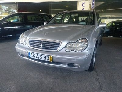 usado Mercedes C220 CDI 143CV ELEGANCE