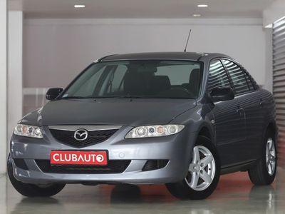 usado Mazda 6 2.0 MZR Exclusive