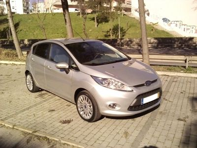 usado Ford Fiesta 1.25 Techno