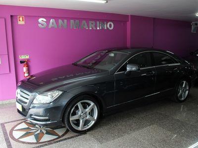 usado Mercedes CLS250 Cdi