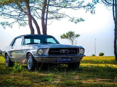 usado Ford Mustang V8 Manual