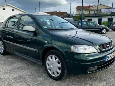 usado Opel Astra 1.7 DTL Club