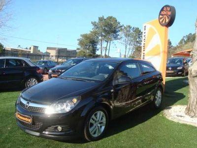 usado Opel Astra GTC 1.7SPORT VAN
