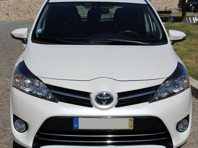 used Toyota Verso 1.6 D4DConfort+GPS
