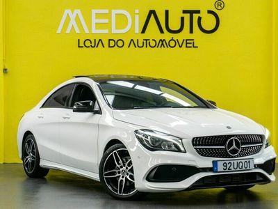 usado Mercedes CLA200 d AMG TETO ABRIR