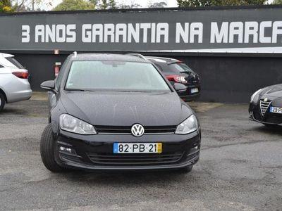 usado VW Golf Variant 1.6 TDI Confort