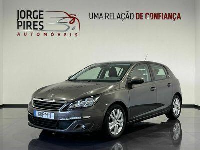 usado Peugeot 308 1.6 HDI ACTIVE 115 CV