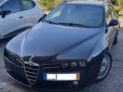 usado Alfa Romeo 159 Sportwagon 1.9 JTD M