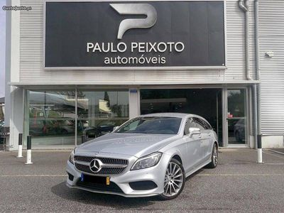 usado Mercedes CLS250 Shooting Brake AMG