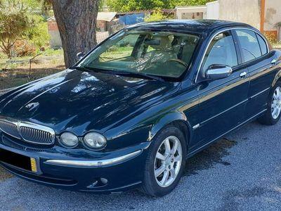 usado Jaguar X-type 2.0 D Executive Nacional
