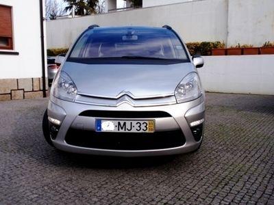 usado Citroën Grand C4 Picasso 1.6 HDI Exclusive 112 cv