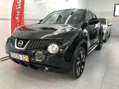usado Nissan Juke 1.5 dCi Acenta Connect (110cv) (5p)