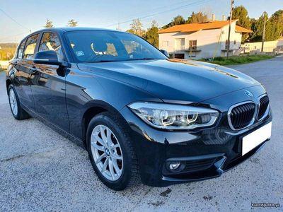 usado BMW 116 D SPORT GPS LED NOVO