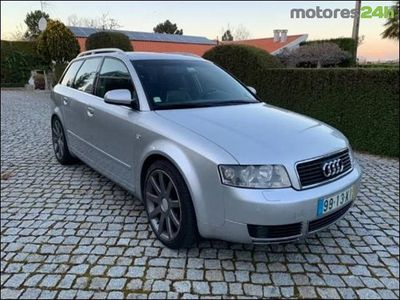 usado Audi A4 Avant 1.9 TDi M6
