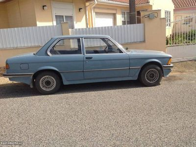 usado BMW 320 E21 kit BBS