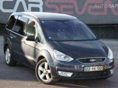 usado Ford Galaxy 2.2 TDCi Titanium (175cv) (5p)