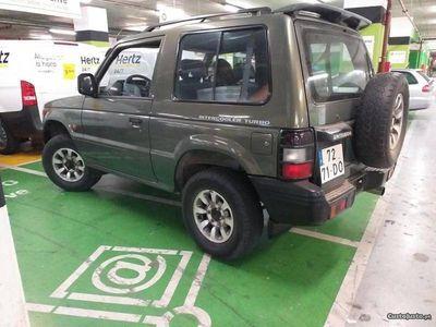 usado Mitsubishi Pajero 2.5 Tdi