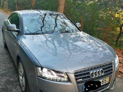 second-hand Audi A5 A5S LINE