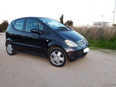 usado Mercedes A170 Cdi - Avantgard