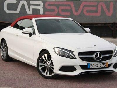 usado Mercedes C220 Cabrio Avantgard