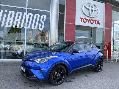 usado Toyota C-HR 1.8 HSD Comfort + Pack Style