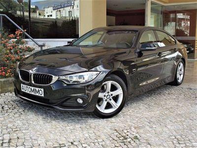 brugt BMW 420 dA Grand Coupé Sport 190cv