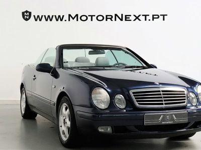 usado Mercedes CLK230 Kompressor Elegance Cabrio