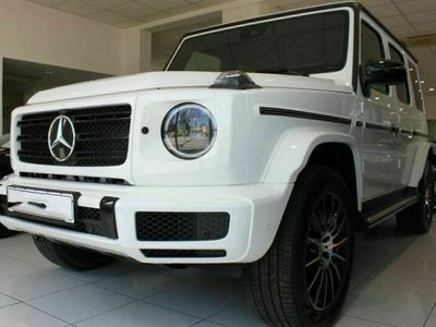 usado Mercedes G350 D AMG-LINE Night Multibeam