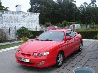 usado Hyundai Coupé fx
