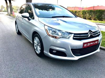 usado Citroën C4 1.6 E-HDi Airdream Exclusive CMP6