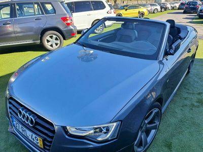 usado Audi A5 Cabriolet 2.0TDi 190Cv S-line S Tronic