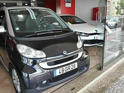 usado Smart ForTwo Cabrio 71 cv