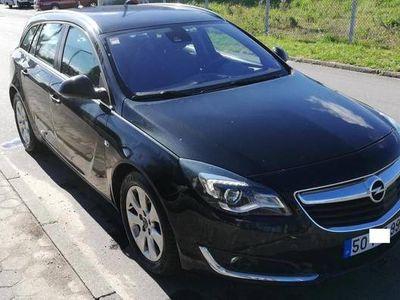 usado Opel Insignia Sports Tourer CDTI