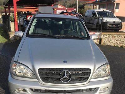 usado Mercedes ML270 CDI 163 cv CX AUT