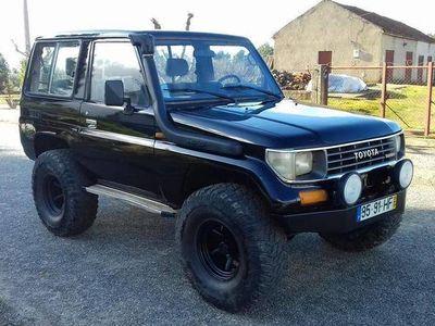 usado Toyota Land Cruiser VX 3000 - 96