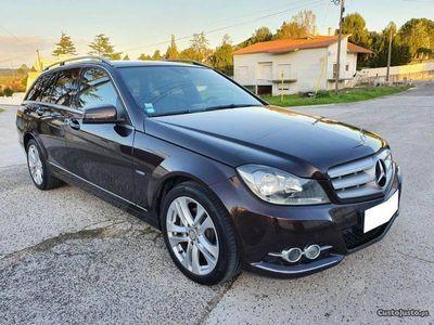 usado Mercedes C250 CDI AVANTGARDE GPS