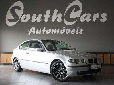usado BMW 320 d Compact