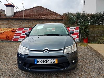 usado Citroën C4 1.6 HDI VTS COUPÉ